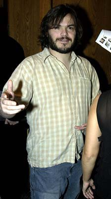Jack Black at the Hollywood premiere of Warner Bros. A Mighty Wind