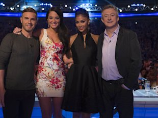 X Factor Judges Houses REVEALED!