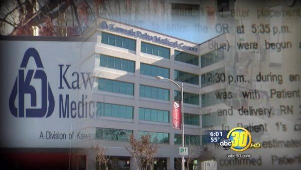 10 hospitals fined, including Kaweah Delta Medical Center