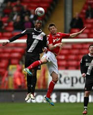 Manny Smith will stay in npower League One with Notts County