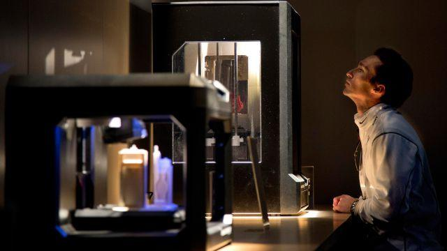 The only 3D printing company anyone's heard of just laid off a huge chunk of its staff