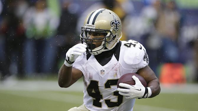 AP source: Saints tell Sproles he won't return