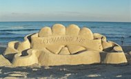 Secret to Perfect Sandcastles Revealed