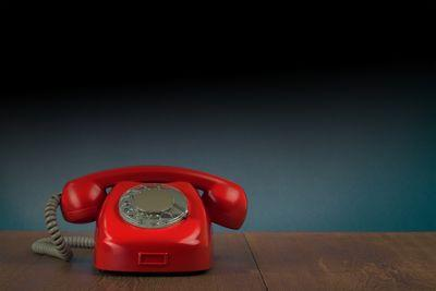 The Moscow-Washington red phone wasn't red and wasn't a phone