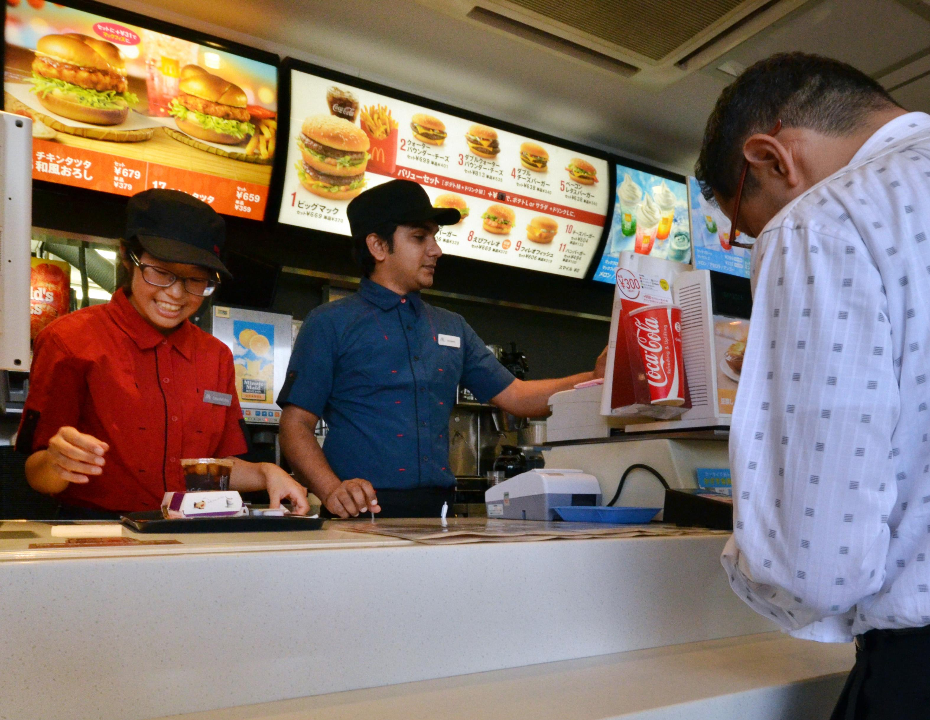 McDonald's Japan puts big-sized fries back on the menu