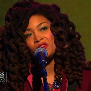 Valerie June sings
