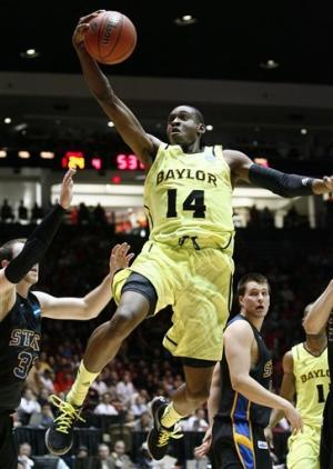 Baylor holds off South Dakota State 68-60