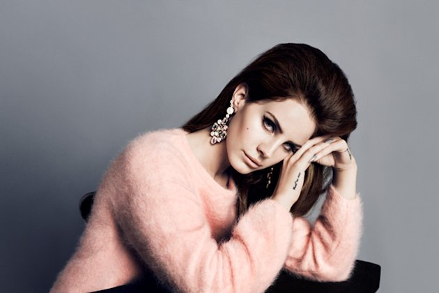 PROOF: Lana Del Rey IS The New Face Of H&M! See The Retro-tastic Campaign