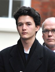 Gilmour's son files appeal