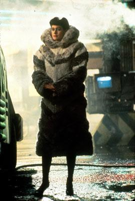 Sean Young in Warner Brothers' Blade Runner