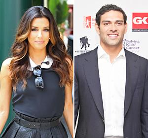 Eva Longoria Confirms She's Dating Mark Sanchez