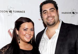 Lauren Manzo, Vito Scalia | Photo Credits: Steve Mack/Getty Images