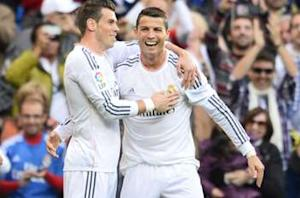 Ronaldo: Bale is doing amazing