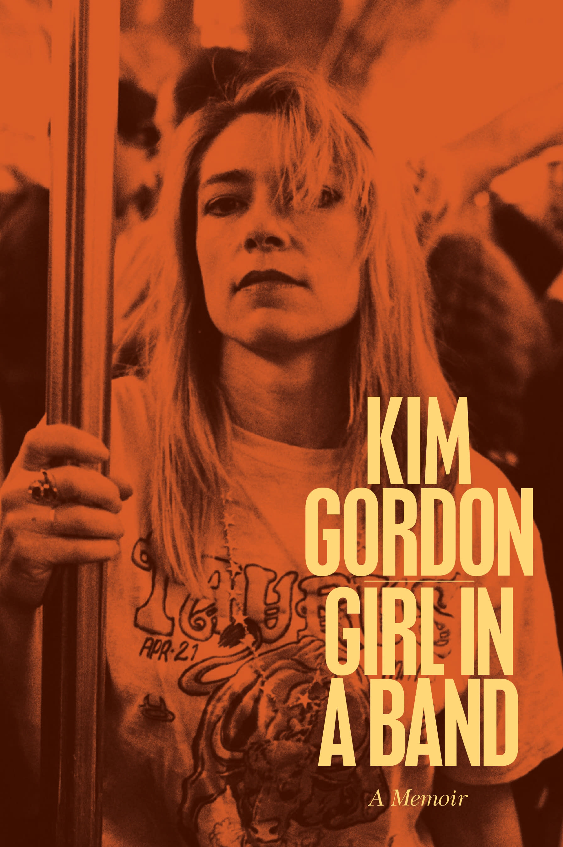 Book review: Kim Gordon is more than just a 'Girl in a Band'