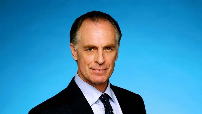 Keith Carradine stars as Lt. Frank Lundy on Dexter.