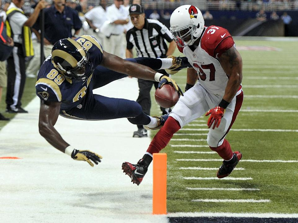 Zuerlein lifts Rams past Cardinals 27-24