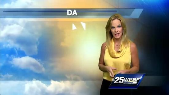 First Alert Forecast: Cool afternoon on tap