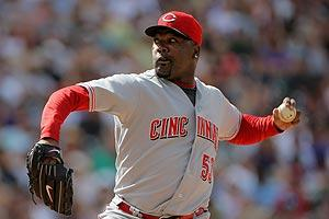 Reborn Reds reliever Rhodes is no streak-talker