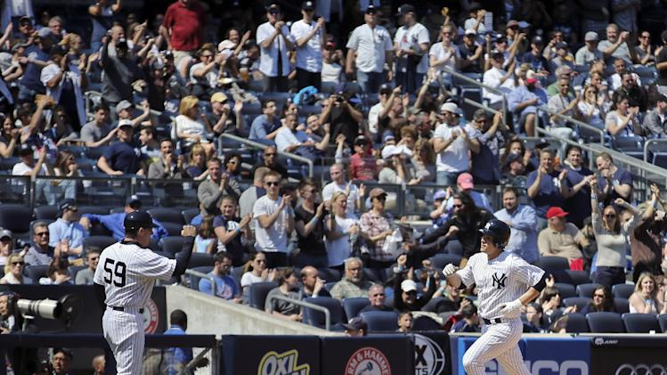 Murphy, Betances lead Yankees over Angels