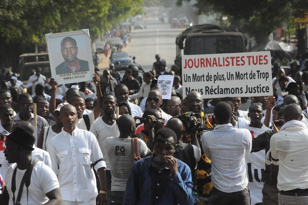 Guinea media seeks justice for journalist killed in clashes