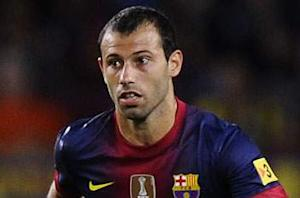 Barcelona players are humble, says Mascherano