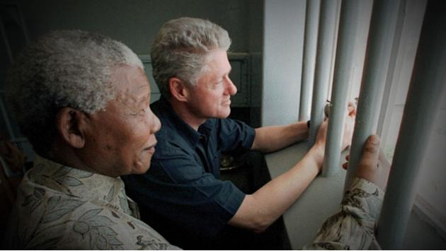 Former President Bill Clinton Recalls Long-Lasting Friendship With Mandela