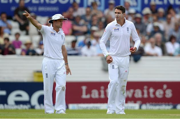 England v South Africa: 2nd Investec Test - Day Two