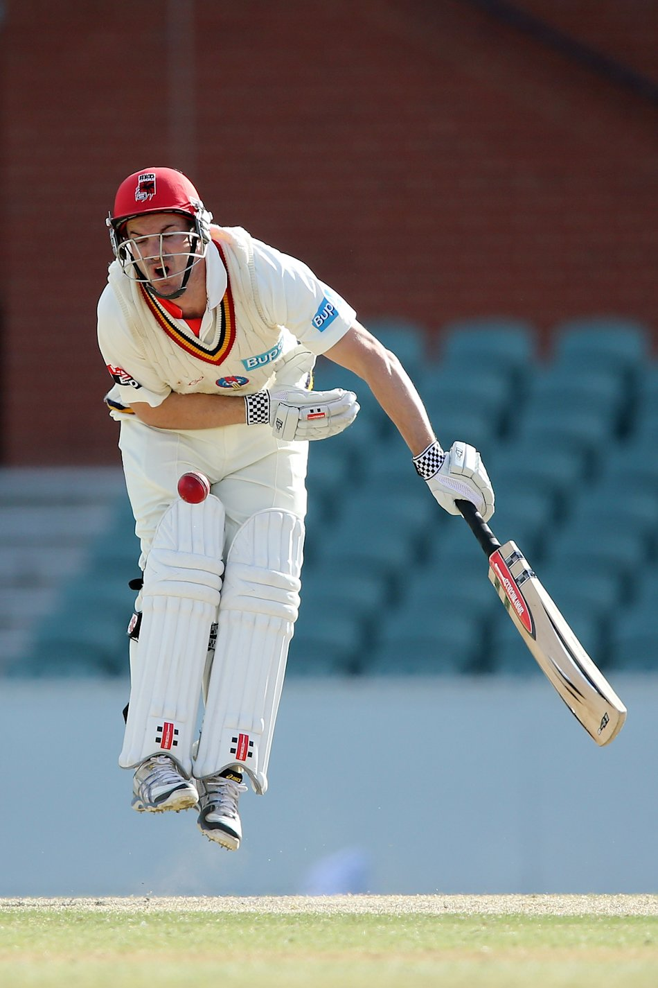 Sheffield Shield - Redbacks v Bulls: Day 3