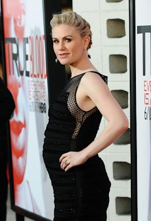 Anna Paquin attends the season 5 premiere of HBO's 'True Blood' at ArcLight Cinemas Cinerama Dome on May 30, 2012  -- FilmMagic