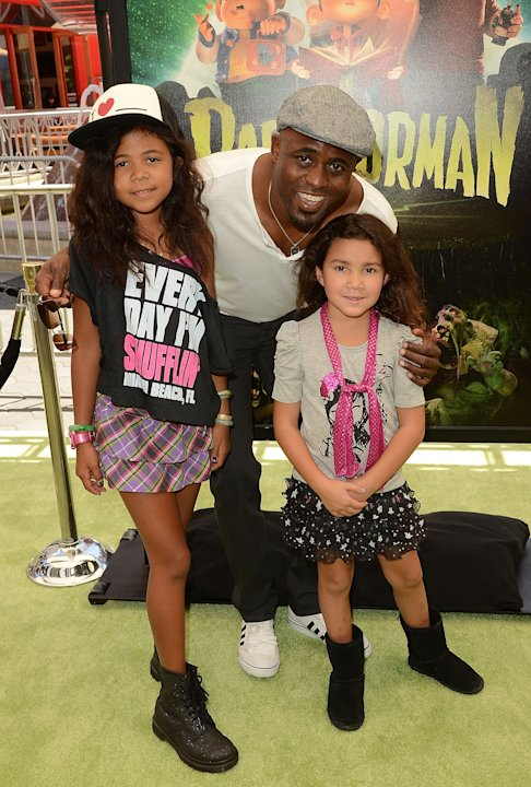 "Premiere Of Focus Features' ""ParaNorman"" - Arrivals"