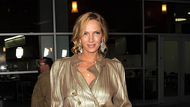 Uma Thurman Ceremony Pr