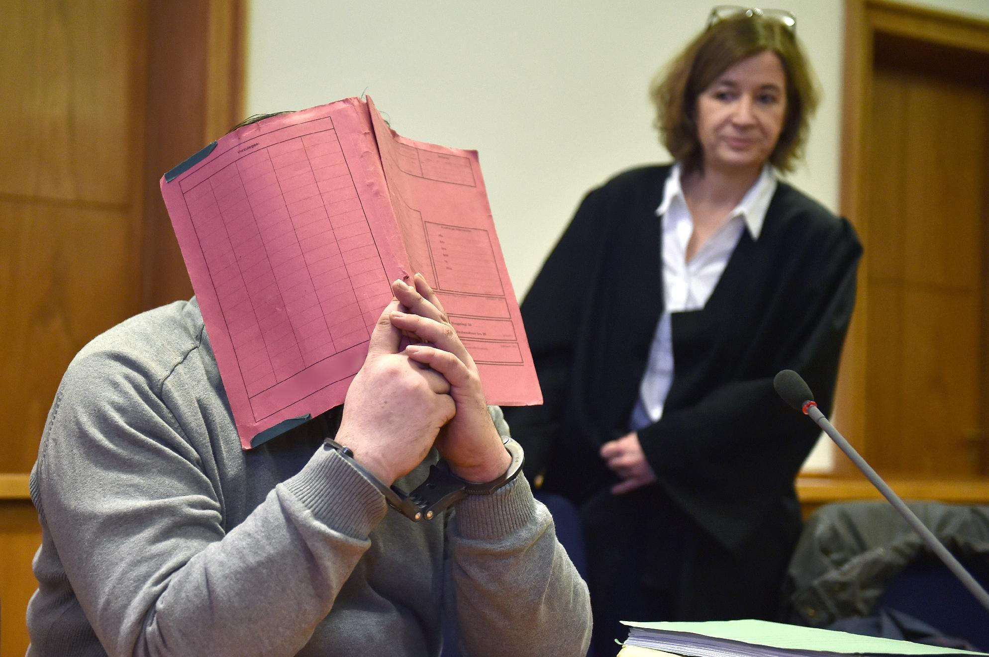 Life sentence for German nurse who killed patients