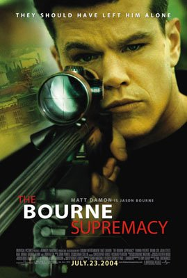 Universal Pictures' The Bourne Supremacy