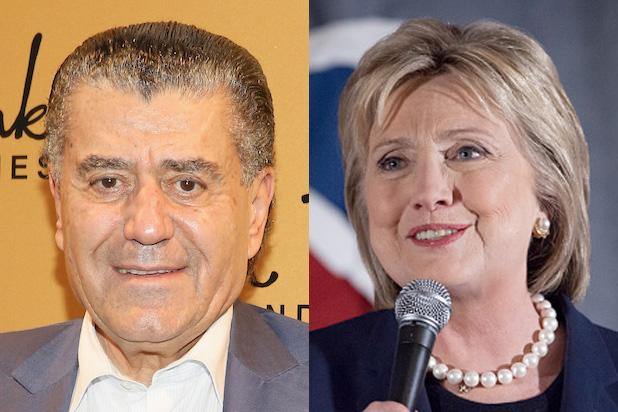 Haim Saban Wants You to Know How Many Millions He's Given Hillary Clinton