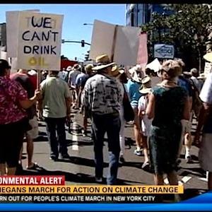 San Diegans march for action on climate change