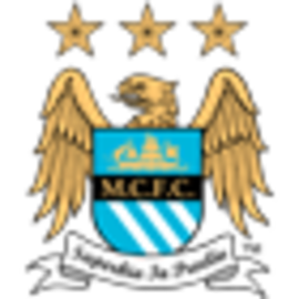 Manchester City Soccer Team Logo