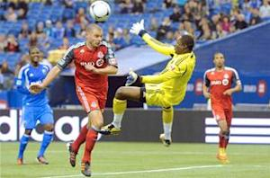 Montreal Impact 2-1 Toronto FC: Home team earns first-ever MLS win as it defeats rivals