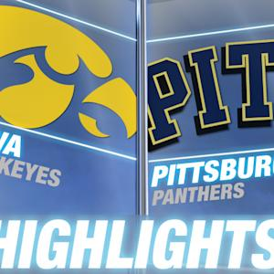 Iowa vs. Pitt | 2014 ACC Football Highlights