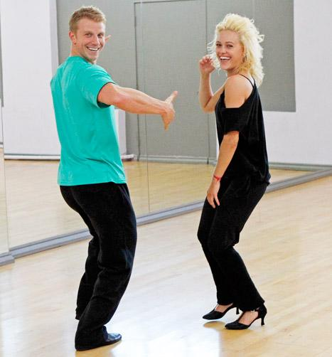 Sean Lowe: I'm Not a Dancing With the Stars Diva!
