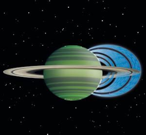 Search for Northern Lights on Saturn Takes Off