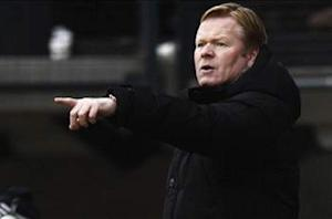 Koeman rules out Barcelona job