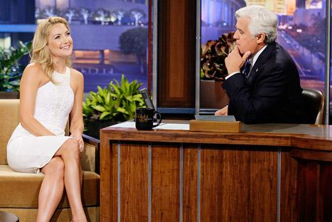 Kate Hudson on Royal Baby, Prince William Connection