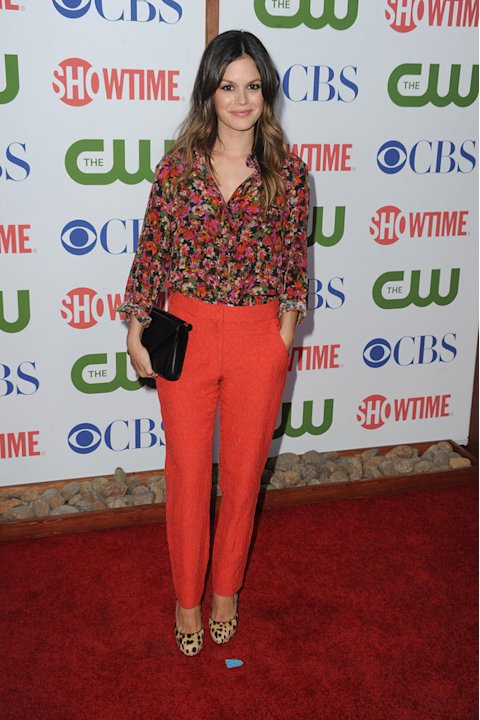 Rachel Bilson arrives at the TCA Party for CBS, The CW and Showtime held at The Pagoda on August 3, 2011 in Beverly Hills, California.