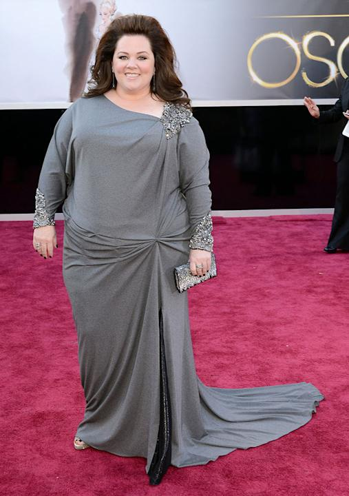 85th Annual Academy Awards - Arrivals: Melissa McCarthy