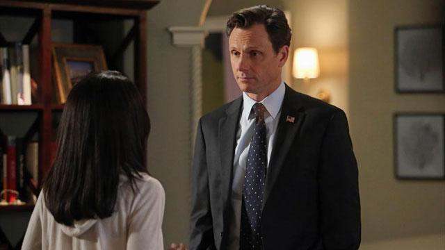 Tony Goldwyn Recalls 'Scandal's' Biggest Shocks