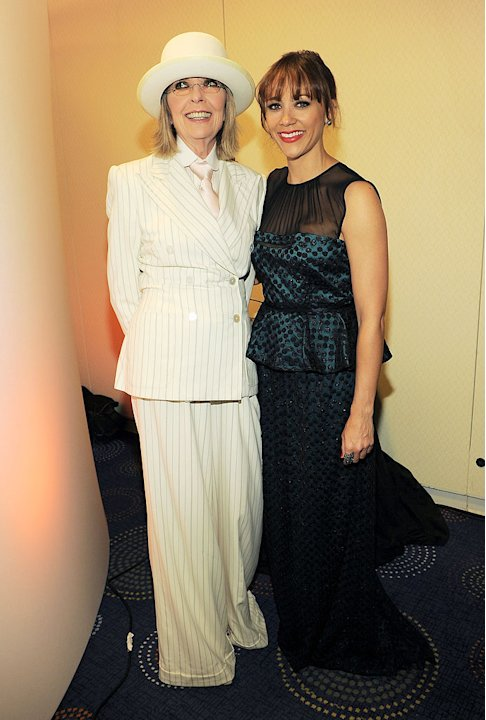 Diane Keaton, Rashida Jones