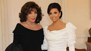 Is Eva Longoria The New Joan Collins?