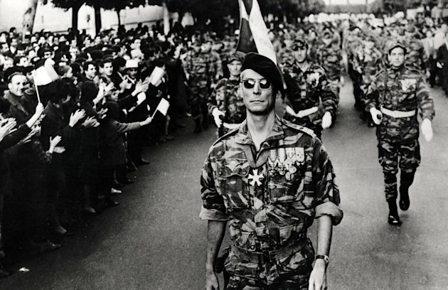 Top War Movies The Battle of Algiers