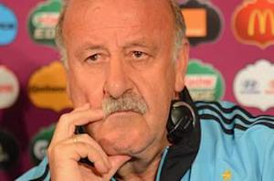 Del Bosque: Spain controlled the game and never let opponents feel comfortable