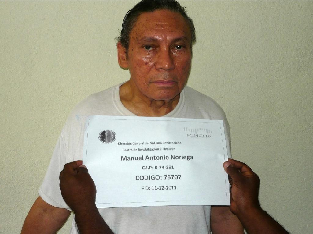 Panama's Noriega to be tried for activist's disappearance